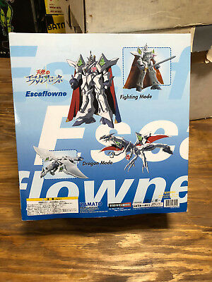 escaflowne figurine action figure