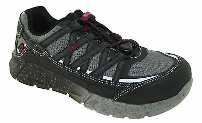 Keen Utility Women's Asheville Aluminum Toe ESD Work Shoes Style 1017073