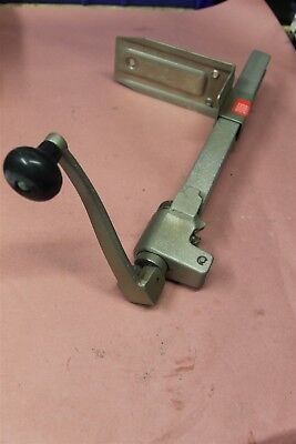 Edlund Manual Can Opener Helco CO-010 # 1 For Restaurants Food Service