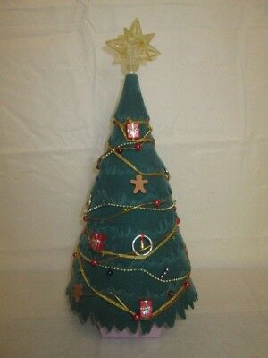 Rudolph / Bumble / Christmas Tree Decoration / Interactive / Plays Music!