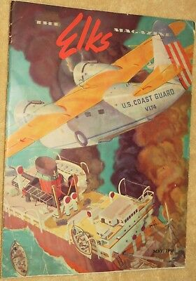 The Elks Magazine May 1940