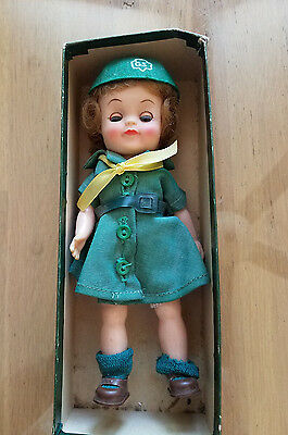 Girls Scouts 11-966 Official Junior Girl Scout Doll With Extra Pair Of Shorts