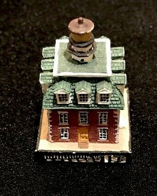 Lenox American Lighthouse Collection Thimble – New London Ledge (Connecticut)