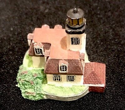Lenox American Lighthouse Collection Thimble – Rose Island (Rhode Island) T122