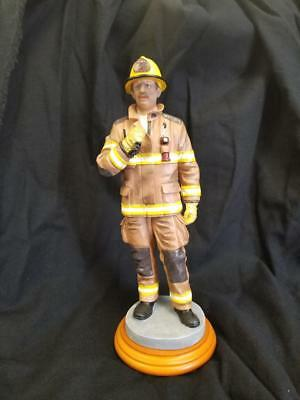 Red Hats of Courage Figurine