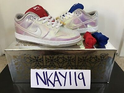 """on sale 424a8 a5251 BRAND NEW Nike SB Dunk Low X Concepts """"Holy Grail"""" Size 7 Men s"""