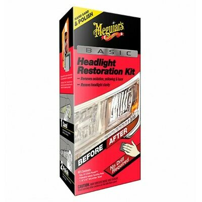 Meguiars Basic Headlight Restoration Kit G2960