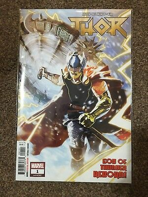 THOR (2018) #1 - New Bagged