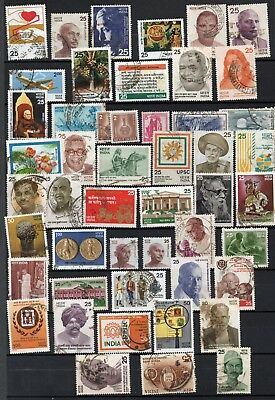 India very nice mixed era collection ,stamps as per scan(5135)