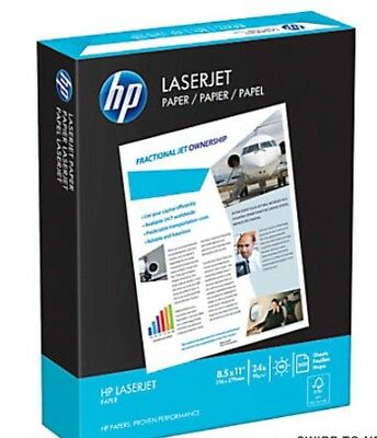 HP Copy Printer Paper HP Office Ultra White 500 Sheets Ream 20 Lbs, 1 Ream