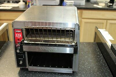 Waring Commercial CTS1000B Electric Conveyor Toaster Oven (nl)