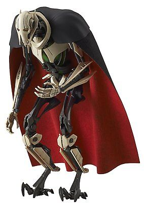 BANDAI Star Wars 1/12 Scale GENERAL GRIEVOUS Plastic Model JAPAN IMPORT OFFICIAL