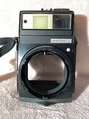 Graflex xl black camera body