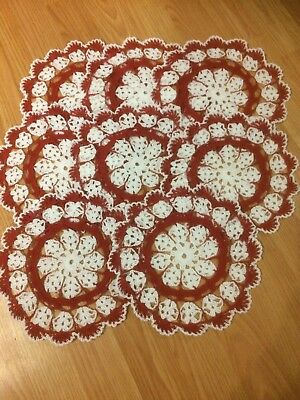 New Hand Crocheted Doily - Special order