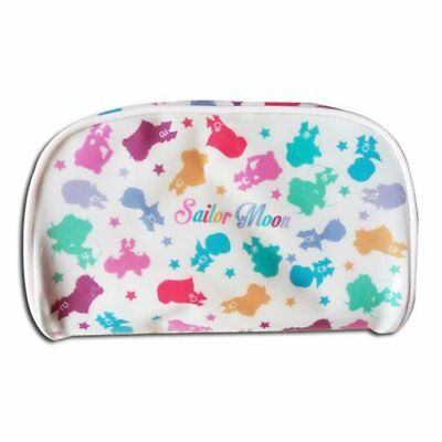 Sailor Moon NEW * Sailor Scouts Cosmetics Bag * Officially Licensed Silhouettes