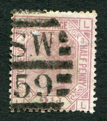 Stamp Lot Of Great Britain, Scott # 66 Plate 3 ($135)