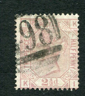 Stamp Lot Of Great Britain, Scott #66 Plate 1 ($90)