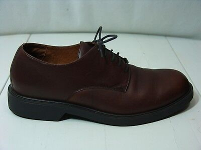 Wow! Eddie Bauer  Mens Lace Up Shoes Size 13 M  Brown Leather 1323