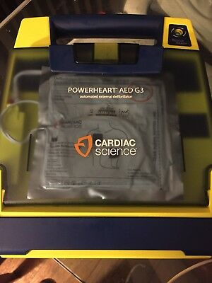 Cardiac Science Powerheart G3 AED Automatic