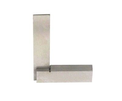 """3"""" Machinist Steel Square Design Layout for Hobby Crafts Jewelry Making"""