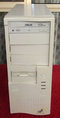 Vintage Pentium-II 350 MHz computer from 1999 - works well