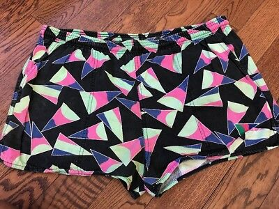 Vintage 80's Club Volleyball Short - Large