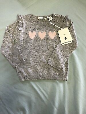 Country Road Baby Girl Size 1