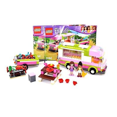 Lego Friends Heartlake Hair Salon Set 41093 Complete With