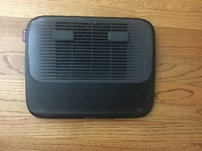 Logitech Cooling Pad N200 With Usb Powered 2 Speed Cooling Fan