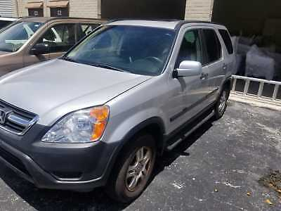 2003 Honda CR-V EX ebay motors cars for sale