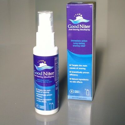 Good Niter Anti-Schnarchen Mundspray Spray 50 ml