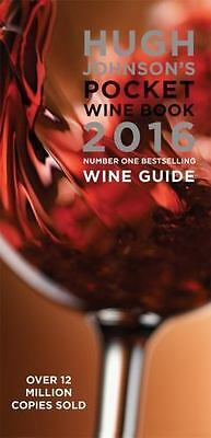Hugh Johnson's Pocket Wine Book 2016 by Hugh Johnson (2015, Hardcover)