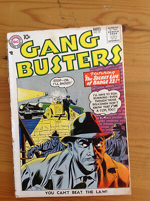 DC Gang Busters #59 Moreira, Boltinoff, Ely, Roussos, Purcell NEW RARE