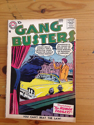 DC Gang Busters #61 Moreira, Boltinoff, Moldoff, Papp, Cardy,  Maneely NEW RARE