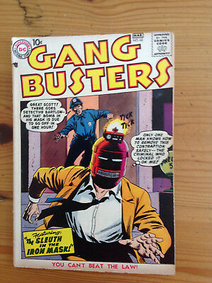 DC Gang Busters #62 Bob Brown, Boltinoff, Baily, Cardy, Joe Maneely NEW RARE