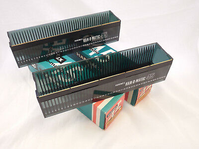 Hanimex 2 x 35mm Han-o-matic 45 Slide Projector Magazines, Boxed, c.1960s