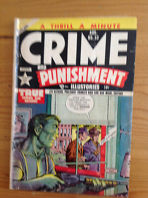 Crime and Punishment #53 Al Wenzel, Rockwell, Guardineer LOW START