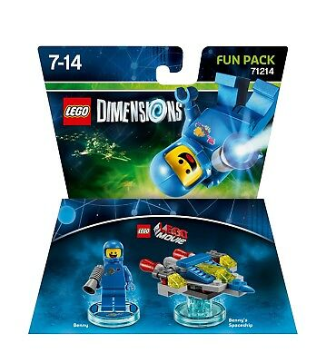 Lego Dimensions - Fun Pack: Lego Movie - Benny