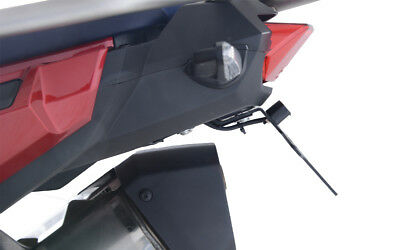 R&G Tail Tidy Honda Africa Twin Adv Sport CRF1000L 2018 2019 Number Plate Holder