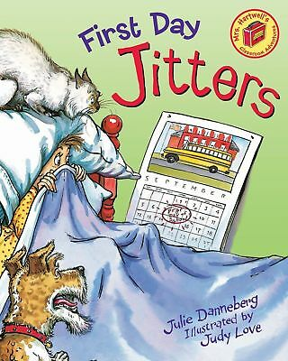 """First Day Jitters (Mrs. Hartwells classroom adventures) """"2000;eBooks"""" via email"""