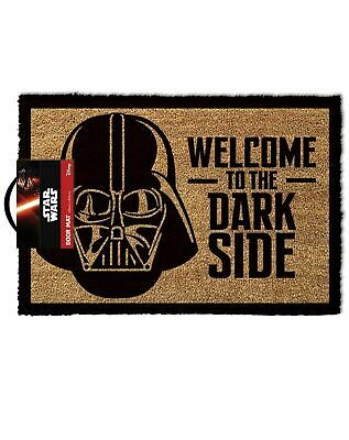 Star Wars Welcome To The Darkside Official Darth Vader Welcome Home Door Mat