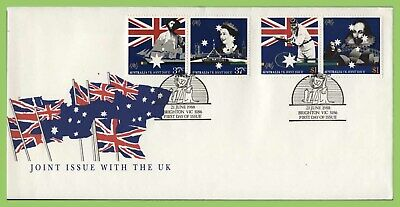 Australia 1988 Bicentennial set on First Day Cover