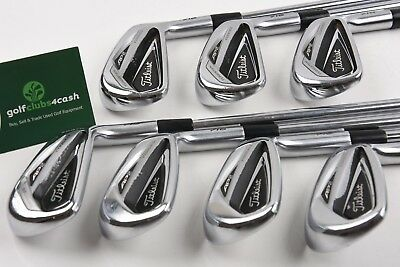Titleist Ap2 Forged 716 Irons / 4-Pw / Stiff Dynamic Gold Amt Shafts / Tiiap2254