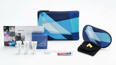 Qantas Business Class Amenities Bag Including Amenities, NEW