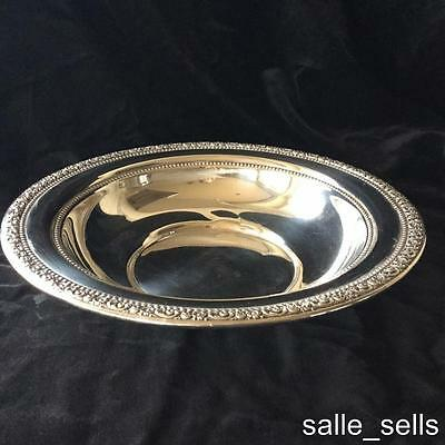 Sterling Silver Wallace Dish 4380