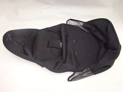 Quinny Zapp Xtra SEAT COVER/ Fabric Black for Seat Unit Frame