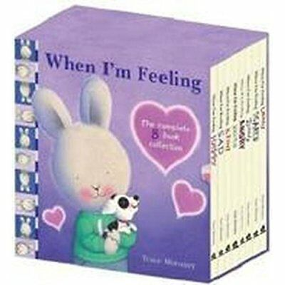 NEW When I'm Feeling Collection 8 Book from Fairdinks