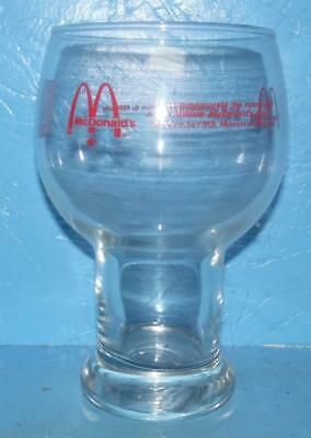 McDonalds 4000th Store Opening Glass Sept 9th Montreal Canada