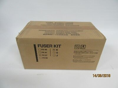 New Genuine Fk-67E Kyocera Mita Fs-1920 3820 Fuser Kit 220V Fk67E