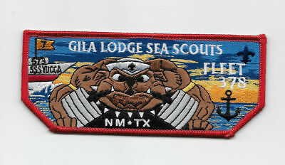 #378 Gila Lodge ~ Sea Scouts